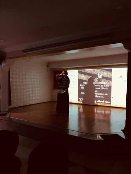 Regaip Kandili Programi Oruc Reis Anadolu Imam Hatip Lisesi